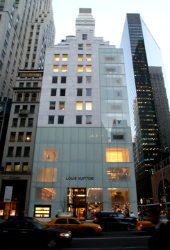 Fifth Avenue facade 2007