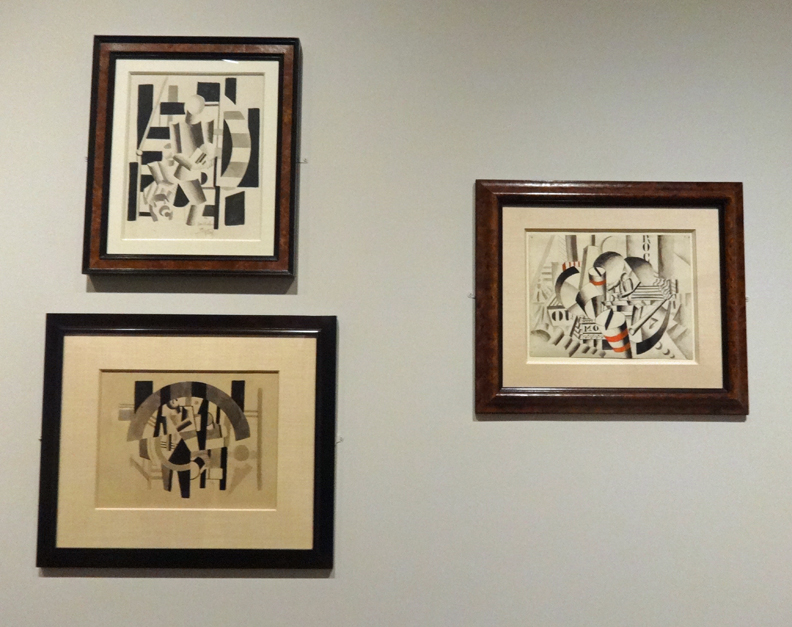 Three by Leger