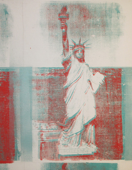 Detail of liberty