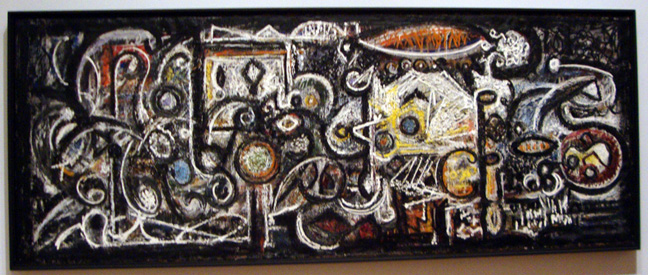 """Fugue Number 2"" by Pousette-Dart"