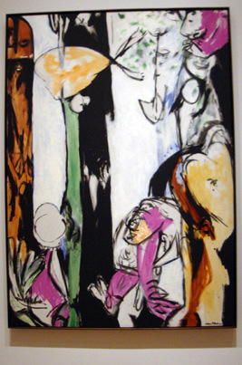 """Easter and the Totem"" by Pollock"