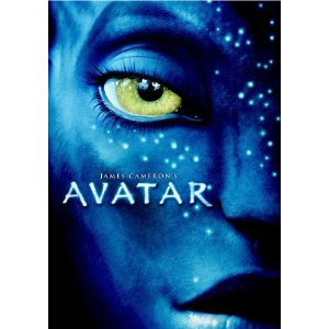 DVD cover of Avatar