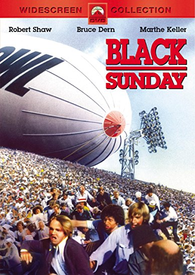 DVD cover of Black Sunday