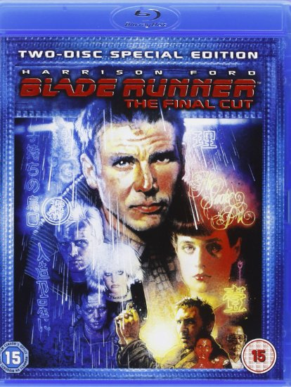 Bladerunner final cut blue-ray