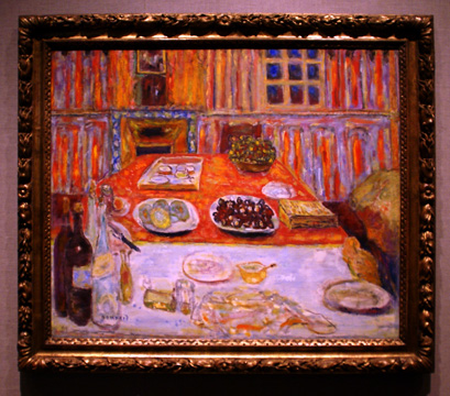 """Interior: Dining Room"""