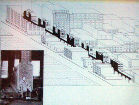"""Steven Holl's quite old High Line plan"