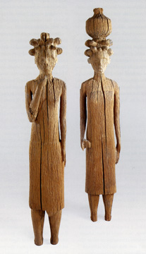 Commemorative couple, Sakalava peoples