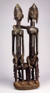 Primordial couple, Dogon peoples