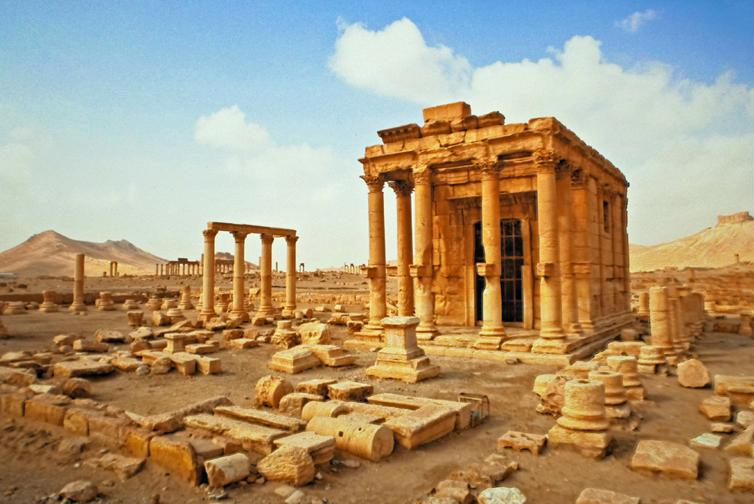 Temple of Bel at Palmyra