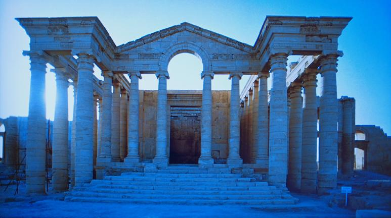 Great temple at Hatra