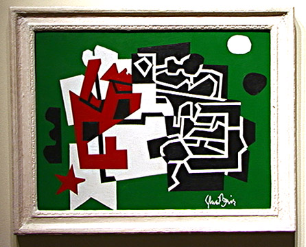 """Memo Number Two"" by Stuart Davis"