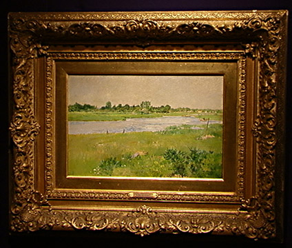 """Shinnecock Landscape"" by William Merritt Chase"