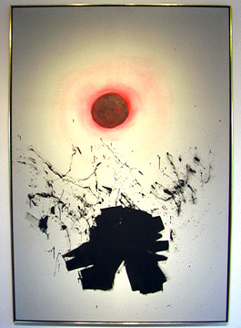 """Burst II"" by Adolph Gottlieb"