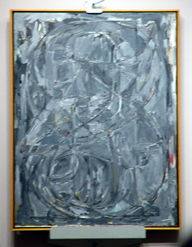 """0 Through 9"" by Jasper Johns"
