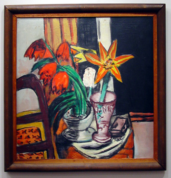 Still Life by Beckmann