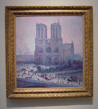 """Notre Dame"" by Luce"