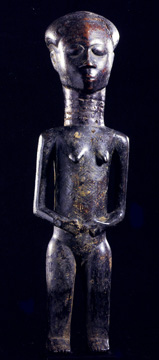 Female Figure, Kuba