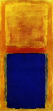 """Homage to Matisse"" by Rothko"