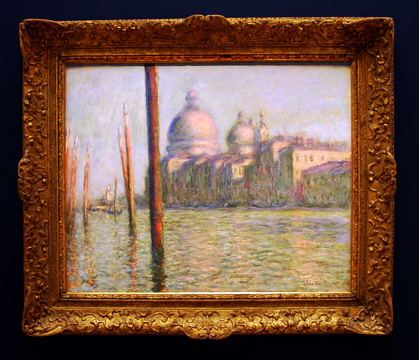 """Le Grand Canal"" by Monet"