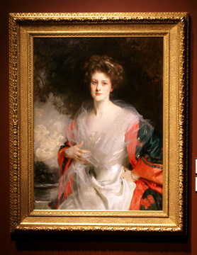 """Mildred Carter"" by John Singer Sargent"