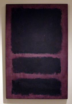 """Untitled"" by Rothko"