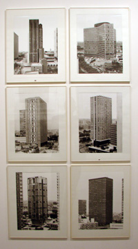 """Six Works: Paris Beaugrenelle"" by Struth"