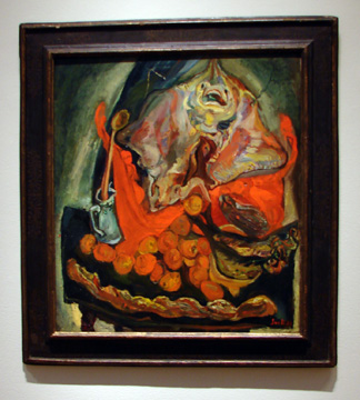 """Nature Morte à la Ray"" by Soutine"