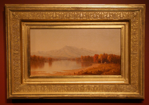 """Moat Mountain, New Hampshire"" by Gifford"