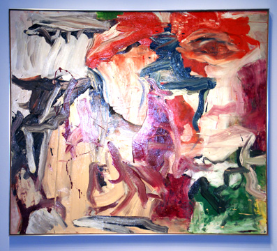 """Untitled XXIII"" by de Kooning"