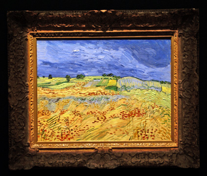 """The Fields"" by Van Gogh"