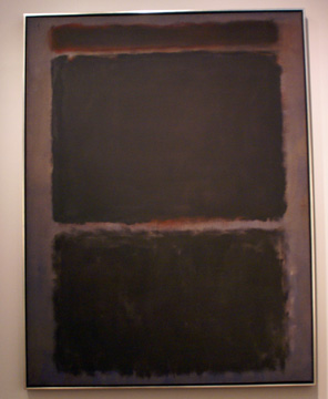 """Mauve"" by Rothko"