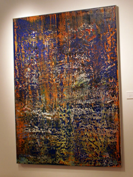 """Abstrakes Bild (710)"" by Richter"