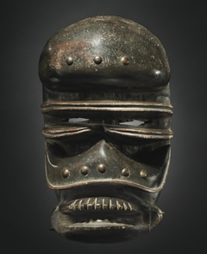 Bete mask from the Ivory Coast