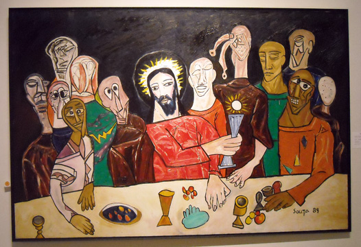 """The Last Supper"" by Souza"