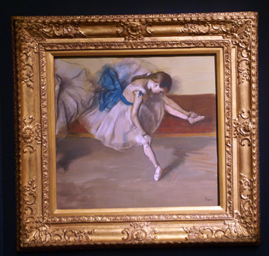 "Danceuse au Repos"" by Degas"