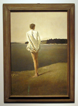 """Above the Narrows"" by Wyeth"