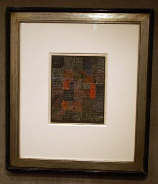 """Structural II"" by Klee"