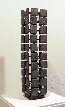 """Sounding column"" by Bertoia"