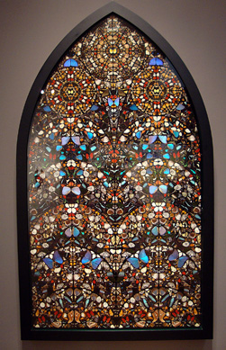 """The Old Fools Paradise"" by Hirst"