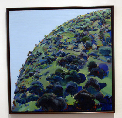 """Hillside"" by Thiebaud"