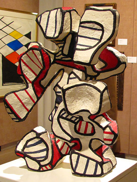 """Arbration II"" by Dubuffet"