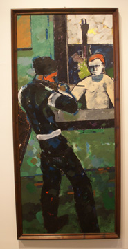 """Starting a War"" by Kitaj"