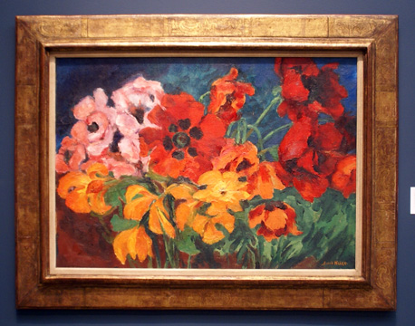 """Luxuriant Garden"" by Nolde"