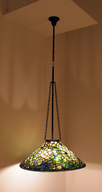 """Dogwood"" chandelier"