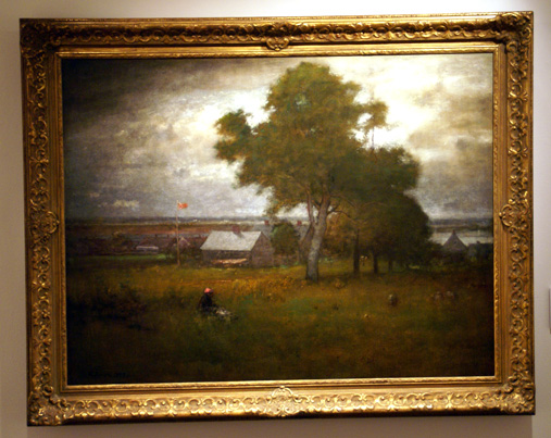 """St. Andrews, New Brunswick"" by Inness"