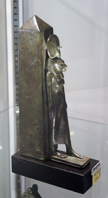 Egyptian statue of Sekmet
