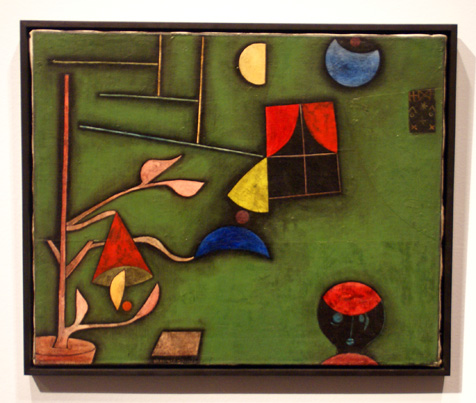 Abstraction by Klee