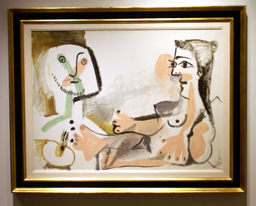 Couple by Picasso