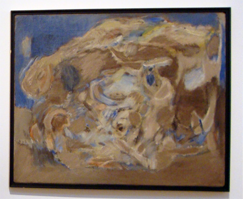 """Untitled (Study for a Trussed Bull)"" by Mehta"