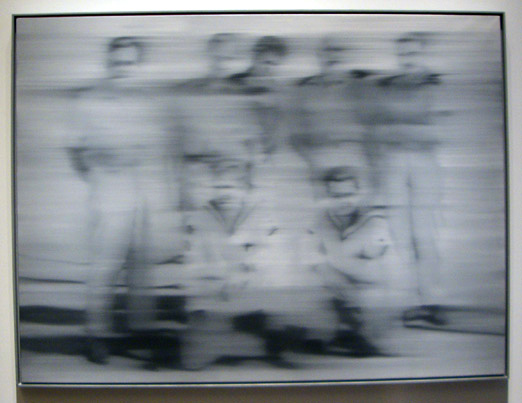 """Matrosen (Sailors)"" by Richter"